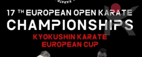 17th European Open Championships and Kyokushin Karate European Cup