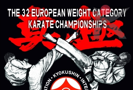 The 32th European Weight Category Karate Championships
